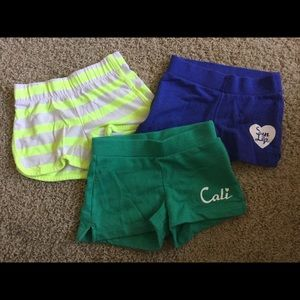 Other - Old Navy Girls Cotton Shorts Lot Size Small 6/7 ek